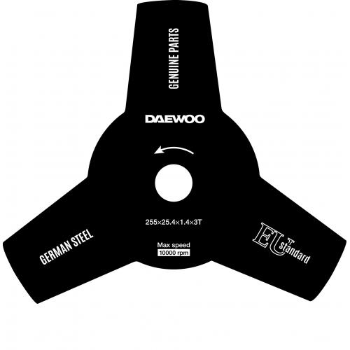 Ніж 3Т для мотокос Daewoo