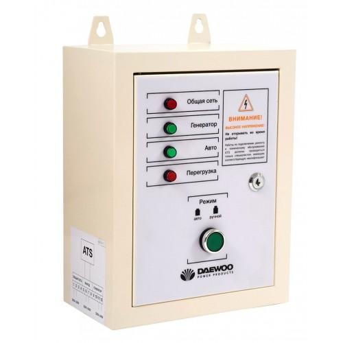 Блок автоматичного керування електрогенератором Daewoo ATS 15-DDAE DXE