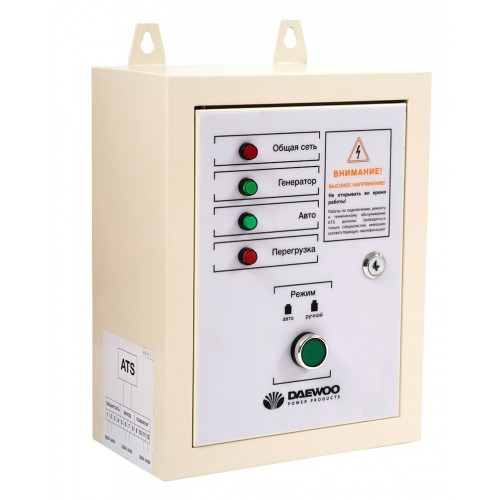 Блок автоматичного керування електрогенератором Daewoo ATS 15-DDAE DSE