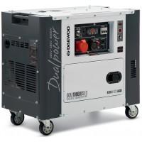 Дизельний електрогенератор Daewoo DDAE 10000DSE-3