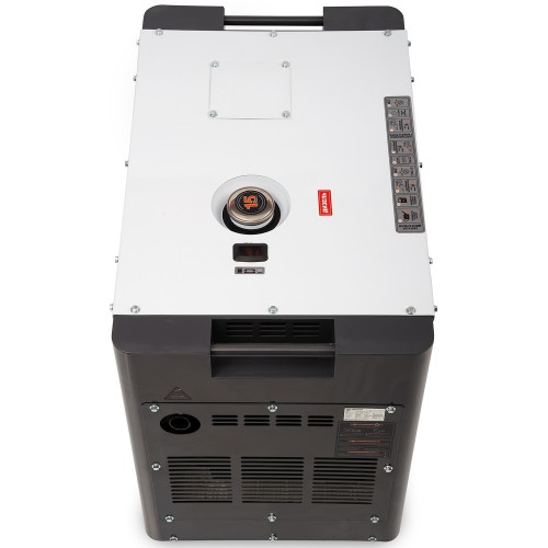 Дизельний електрогенератор Daewoo DDAE 10000SE Expert Line