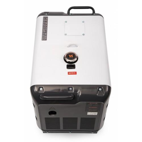 Дизельний електрогенератор Daewoo DDAE 9000SSE Expert Line