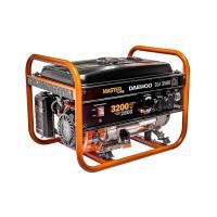 Бензиновий генератор Daewoo GDA 3500 уцінка