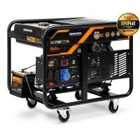 Бензиновий електрогенератор Daewoo GDA 12500E