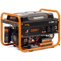 Бензиновий електрогенератор Daewoo GDA 3800E уцінка