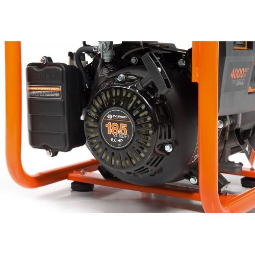 Інверторний генератор Daewoo GDA 4800i Master Line