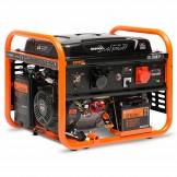 Бензиновий електрогенератор Daewoo GDA 7500DPE-3