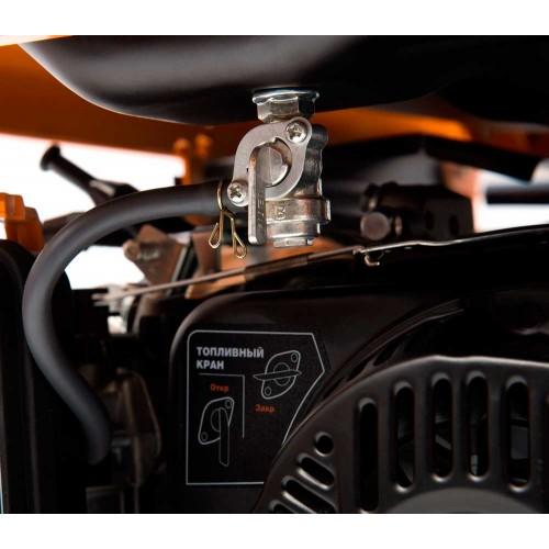 Бензиновий електрогенератор Daewoo GDA 7500DPE-3 Expert Line