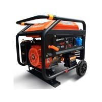 Бензиновый электрогенератор Daewoo GDA 7500E (Expert)