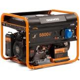 Бензиновий електрогенератор Daewoo GDA 6500E уцінка