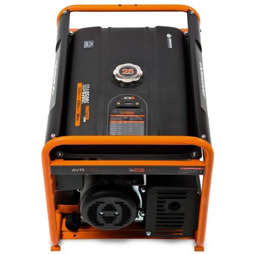 Бензиновий електрогенератор Daewoo GDA 6500E Master Line