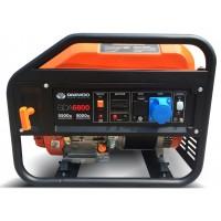 Бензиновий генератор Daewoo GDA 6800 уцінка