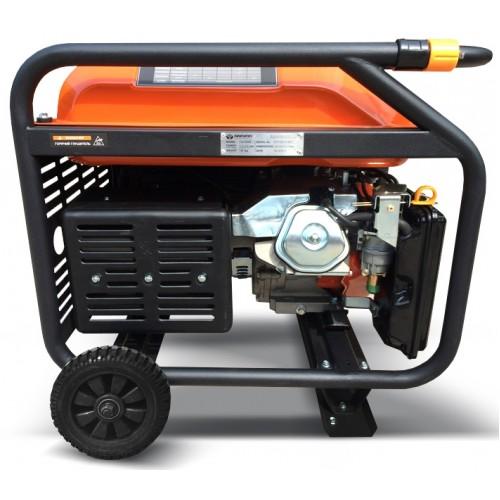 Бензиновий електрогенератор Daewoo GDA 6800E Expert Line уцінка