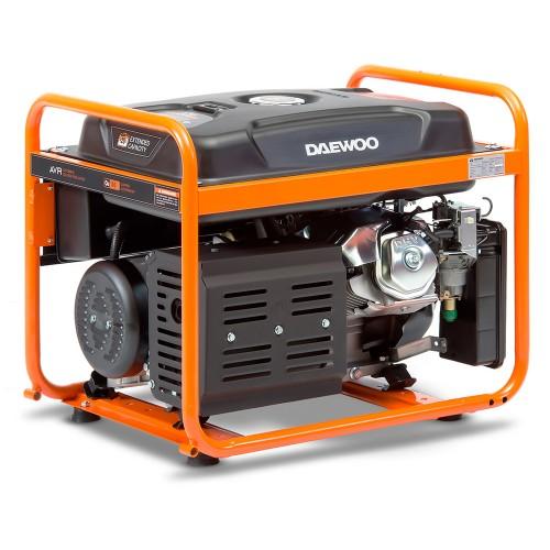 Бензиновий електрогенератор Daewoo GDA 7500E-3 Master Line