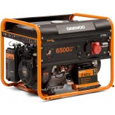 Бензиновий електрогенератор Daewoo GDA 7500E-3