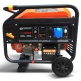 Бензиновий електрогенератор Daewoo GDA 8000E