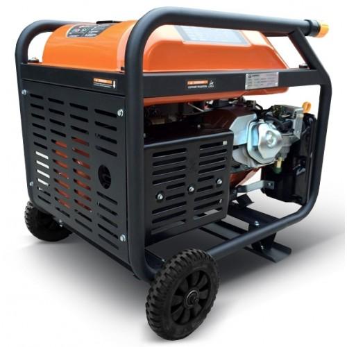 Бензиновий електрогенератор Daewoo GDA 8000E Expert Line