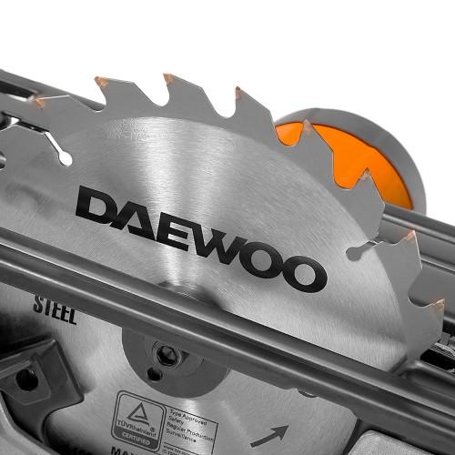 Пила циркулярна Daewoo DAS 1500-190