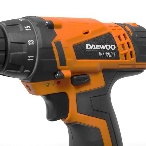 Шуруповерт акумуляторний Daewoo DAA 1210Li Master line