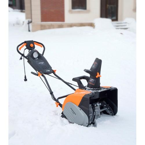 Електричний снігоприбирач Daewoo DAST 3000E Expert Line