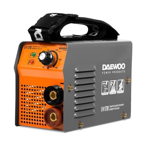 Зварювальний апарат Daewoo DW 170 Master line