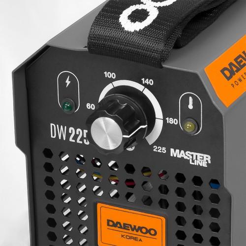Зварювальний апарат Daewoo DW 225 Master line