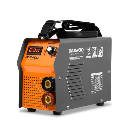 Зварювальний апарат Daewoo DW 230 Expert line