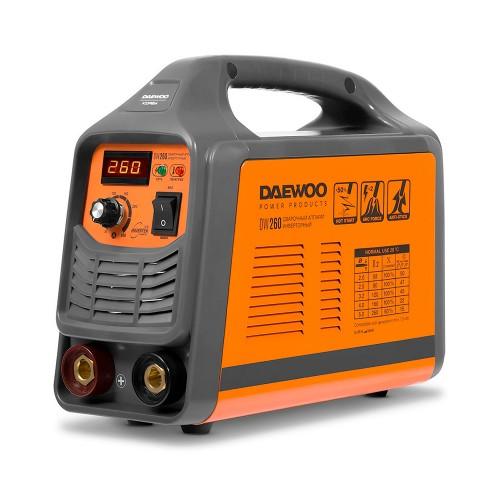 Зварювальний апарат Daewoo DW 260 Expert line
