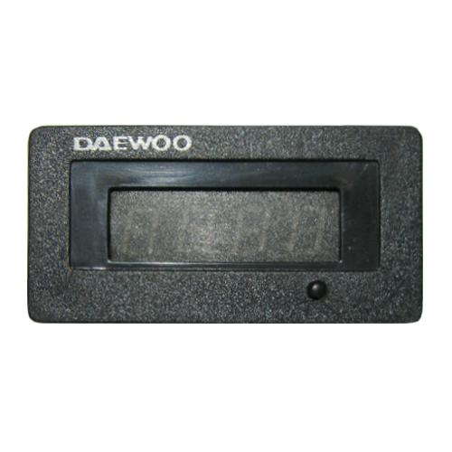 Вольтметр цифровий для бензинового генератора GDA 7500Е Daewoo