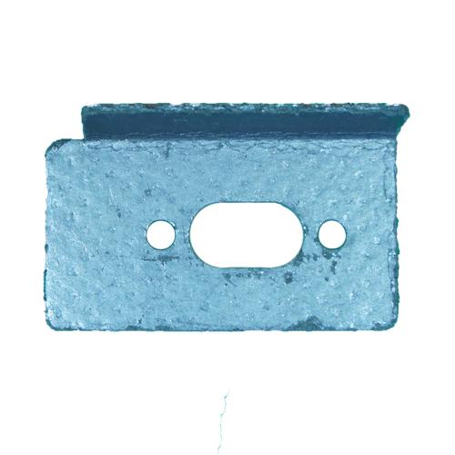 Прокладка глушника для бензинової мотокоси DABC 420 Daewoo