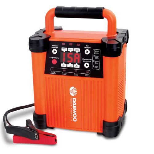 Зарядний пристрій Daewoo DW 1500 Expert Line